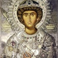 Фануилската чудотворна икона на Св. Георги