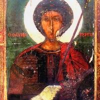 Аравийска чудотворна икона на св. Георги