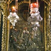 Молдавска чудотворна икона на св. вмчк Георги. Снимка © Мартин Митов