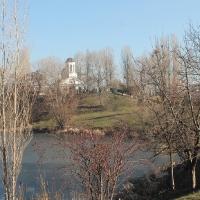 Велик богоявленски водосвет в София и ритуално хвърляне на св. Кръст_3