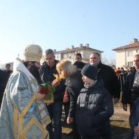 Велик богоявленски водосвет в София и ритуално хвърляне на св. Кръст_4