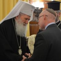 Българската православна църква бе наградена от еврейските общности в Израел по повод спасяването на българските евреи през XX в._1