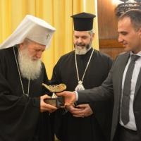 Българската православна църква бе наградена от еврейските общности в Израел по повод спасяването на българските евреи през XX в._4