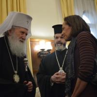 Българската православна църква бе наградена от еврейските общности в Израел по повод спасяването на българските евреи през XX в._5