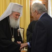 Българската православна църква бе наградена от еврейските общности в Израел по повод спасяването на българските евреи през XX в._7