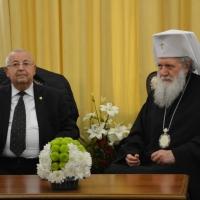 Българската православна църква бе наградена от еврейските общности в Израел по повод спасяването на българските евреи през XX в._9