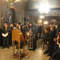 В София съборно бе прочетена третата част на Богородичния акатист_1