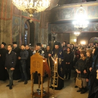 В София съборно бе прочетена третата част на Богородичния акатист_2
