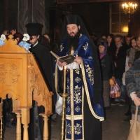 В София съборно бе прочетена третата част на Богородичния акатист_5