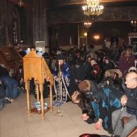 В София съборно бе прочетена третата част на Богородичния акатист_7