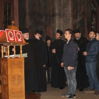 В София съборно бе прочетена третата част на Богородичния акатист_9