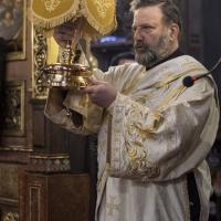 Aрхиерейска св. Литургия на именния ден на патриарх Неофит