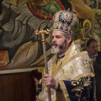 Митрополит Антоний в Богословския факултет