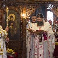 Евангелско четиво на утренята с йеромонах Пимен