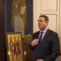 Проф. д-р Александър Омарчевски, декан на Богословския факултет