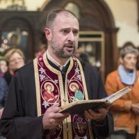 Апостолско четиво на литургията