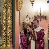 Архиерейска св. Литургия в храм Св. Параскева