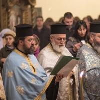 Бдение за Сретение Господне в храм Св. Параскева