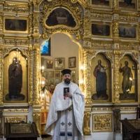 Новоръкоположеният свещеник Васил Асенов