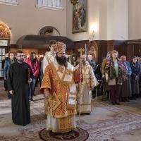 Архиерейска св. Литургия с епископ Герасим