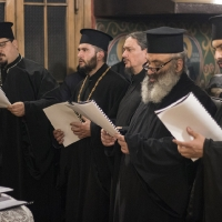 Хорът на Софийските свещеници