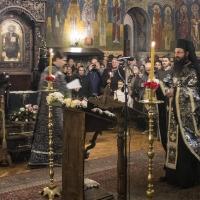 Втора статия на Великия покаен канон в София