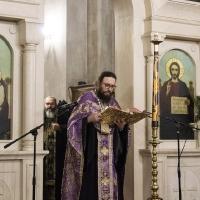 Евангелско четиво с архимандрит Пахомий