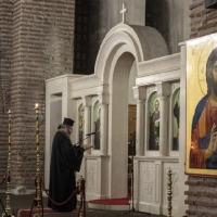 В храм Св. София