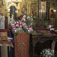 Тодоровден в храм Св. Неделя