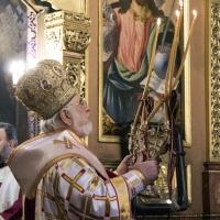 Тивериополски епископ Тихон в храм Св. Неделя
