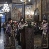Съборно изпълнение на Великия покаен канон