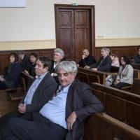Защита на дисертацията на доц.дбн Дилян Николчев