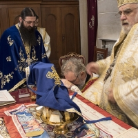 Свещеническо ръкоположение на Георги Стойнов
