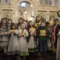 Празник в храм Св. София