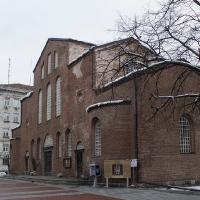 Старинен храм Св. София - Премъдрост Божия