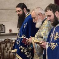 Архиерейска св. Литургия с Тивериополски епископ Тихон