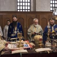 Архиерейска св. Литургия в храм Св. София