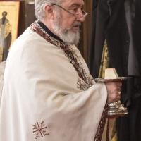 Новият свещеник - отец Георги (Гълъб) Стойнов