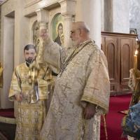 Архиерейска св. Литургия за празника на Св. София