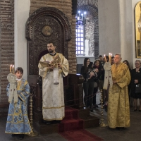 Евангелско четиво с дякон Петко Дишков