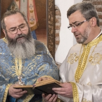 Ставр. ик. Ангел Ангелов и иконом Йоан Чикалов