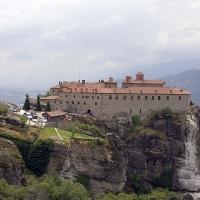 Метеора - манастир Св. Стефан