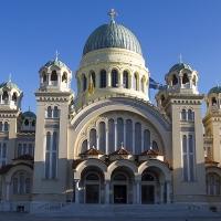 Патра - храм Св. Андрей