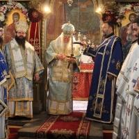 Благовещение в Софийска духовна семинария