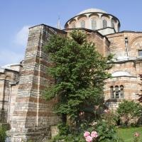 Църквата Св. Спас (11. и 14. век) на манастира Хора